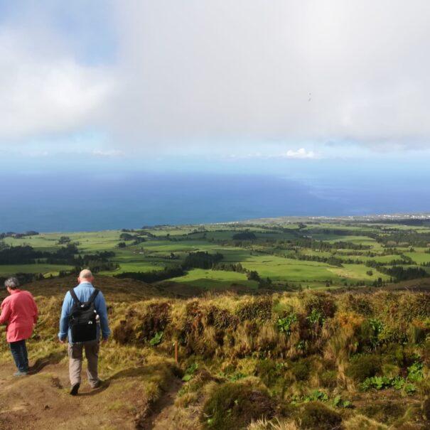 Azores, Hiking Sete Cidades, Half Day 5