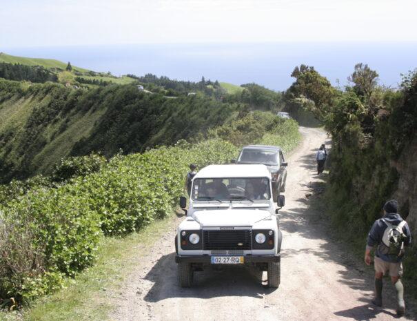 Tours de Jeep em São Miguel